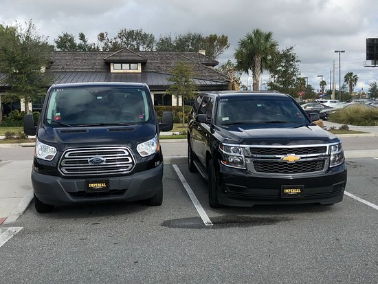 Imperial Transportation: All your Transportation needs :Sedans , SUV's and Vans