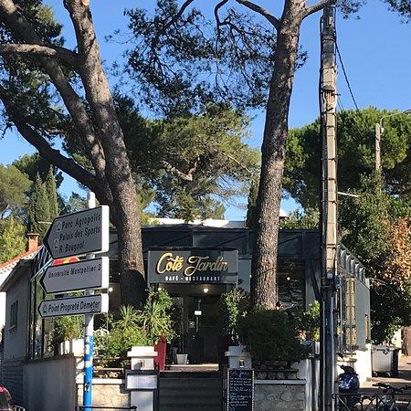 Cote jardin montpellier 41 rue de l aiguelongue restaurant reviews phone number photos - Jardin d essence montpellier ...