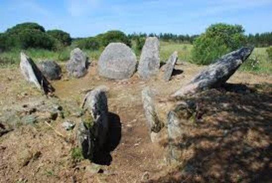 Grandola, Portugal: Monumento Megalítico da Pata do Cavalo