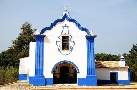 Santiago do Cacem, Portugal : Ermida de Nossa Senhora da Graça