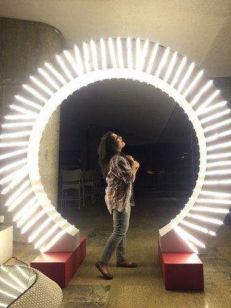 Vivanta By Taj Whitefield: Pretty lights and decor