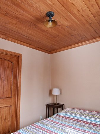 Park Cabin Company Our Ceilings Are Lined With Warm Pine Tongue And Groove