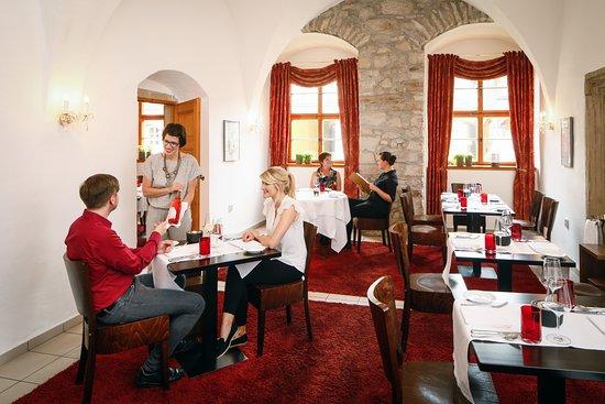 """Auerstedt, ألمانيا: Das Restaurant """"Reinhardt's im Schloss"""""""