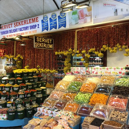 Servet Turkish Delight Factory: photo2.jpg
