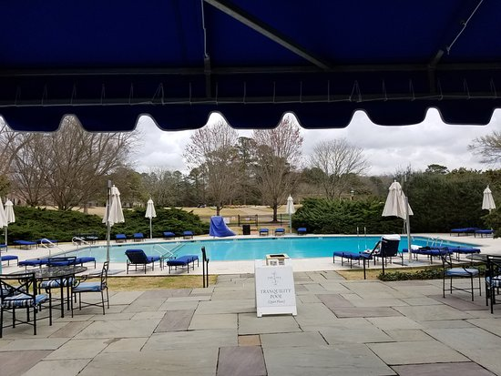 """Williamsburg Lodge, Autograph Collection : adult """"tranquility"""" pool"""