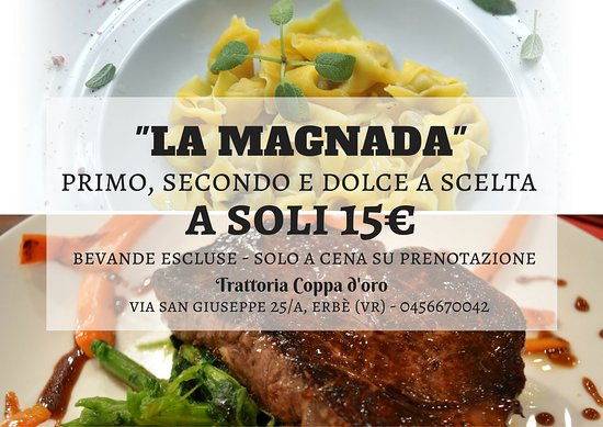 """Erbe, Italie : Promozione """"La magnada"""""""