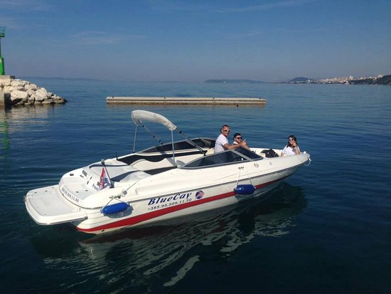BlueCay Boat Transfers & Excursions