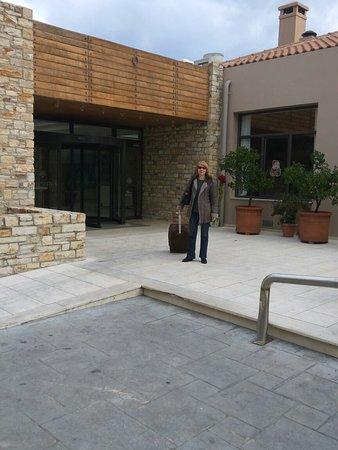 Kymi, اليونان: Kymi Palace Hotel