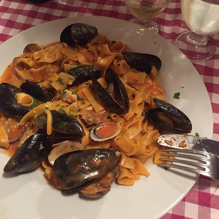 Ristorante miraggio club in roma con cucina cucina romana for Piatti roma