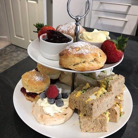 Landkey, UK: Willows Tea Room