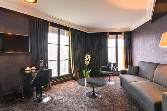 first hotel paris france voir les tarifs 115 avis et 532 photos. Black Bedroom Furniture Sets. Home Design Ideas