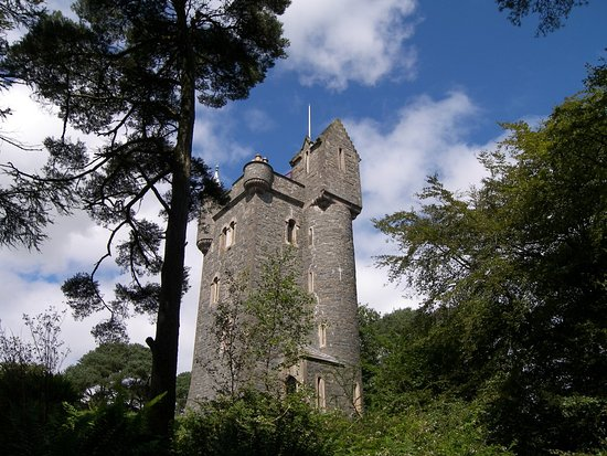 Бангор, UK: Helen's Tower self Catering Accommodation