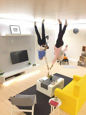 Upside Down Picture Of Upside Down House Kuching Tripadvisor