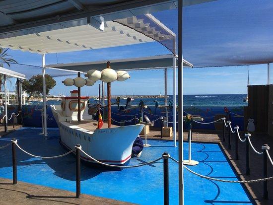 Marineland Majorca: Papagájshow