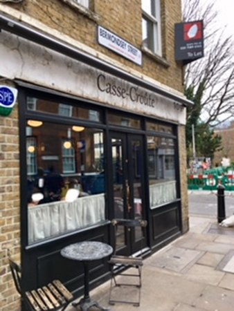 Restaurants Near Bermondsey Street