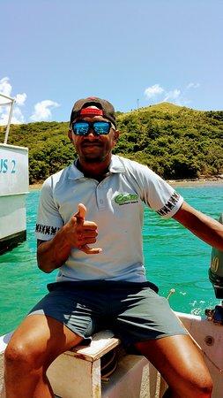 Coralview Island Resort: Morgan, activities director
