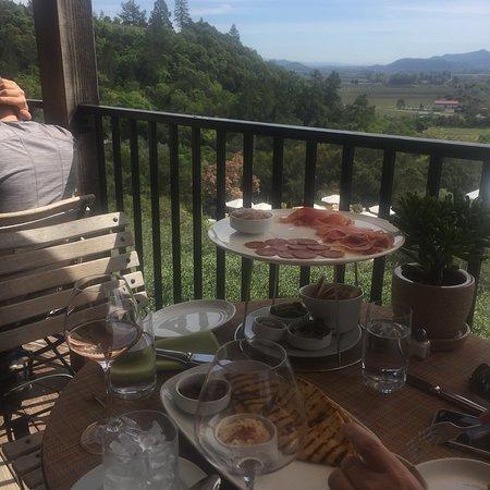 Bistro lunch and restaurant dinner