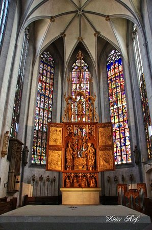 Stadtpfarrkirche St. Maria Magdalena Münnerstadt