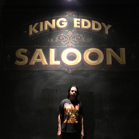 The King Eddy