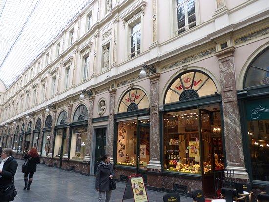 Bruxelles - Galeries Royales Saint Hubert
