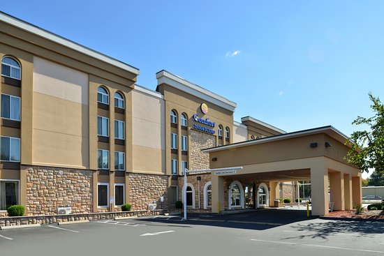 Foto de Comfort Inn & Suites East Hartford
