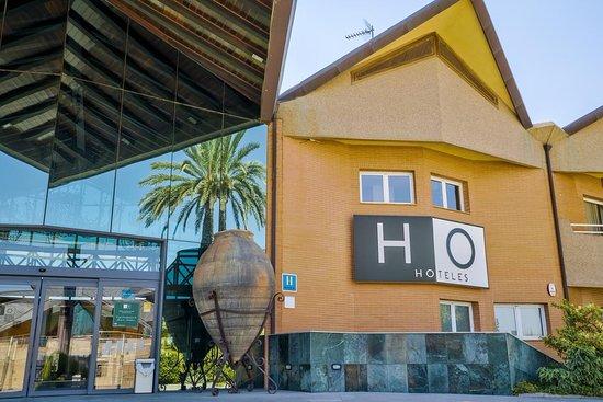 Foto de Hotel HO Ciudad de Jaén, Jaén: Exterior - Tripadvisor