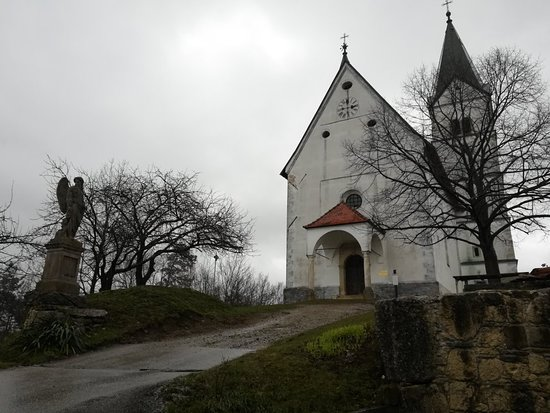 Lasko, Slovenia: Church of St. Michael