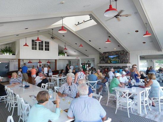 Nisswa, Μινεσότα: Reunion at the Boathouse Event Center.