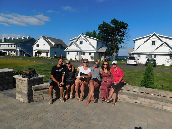Nisswa, Μινεσότα: Great Family gathering at The Boathouse Event Center.