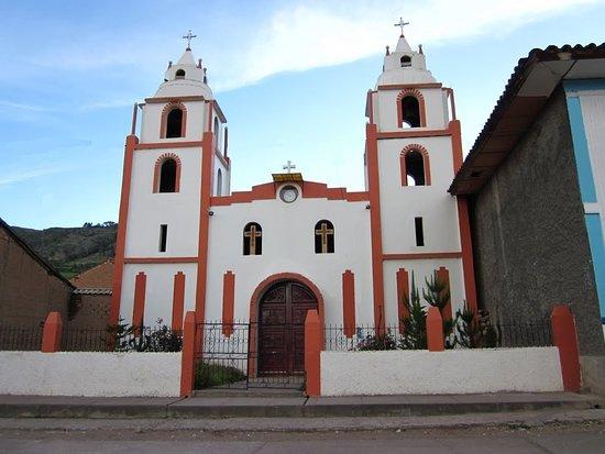 Iglesia de Huancani
