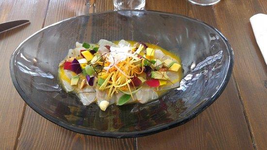 Garos, إسبانيا: Semana Santa 2018. Repitiendo experiencia al restaurante  con una cocina de fusión Peruana   y p