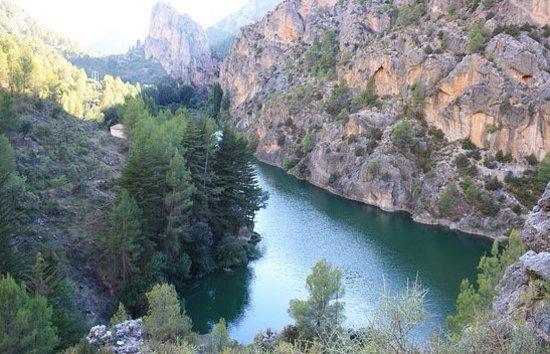 Santiago de la Espada, إسبانيا: Alrededores