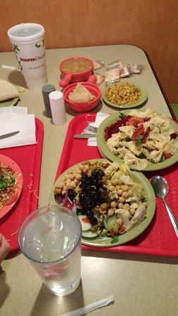 Pasadena, TX: Food
