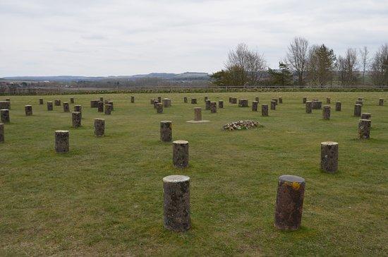 Durrington, UK: View of multiple circles