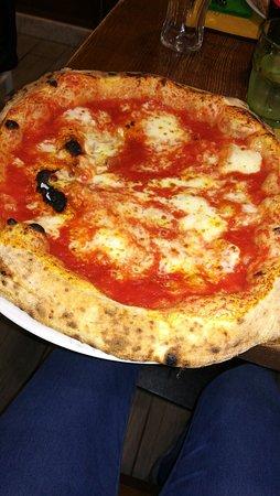 Mozzarella e Basilico Photo