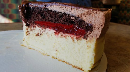 Walden, Estado de Nueva York: Bavarian Cheesecake