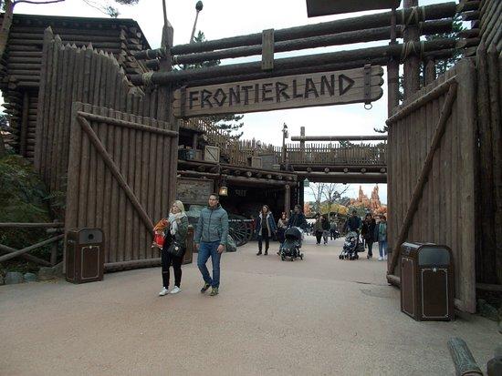 Disneyland Paris: Frontierland