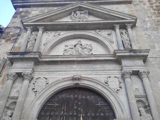 Yeste, Spanyol: Parte de la Portalada