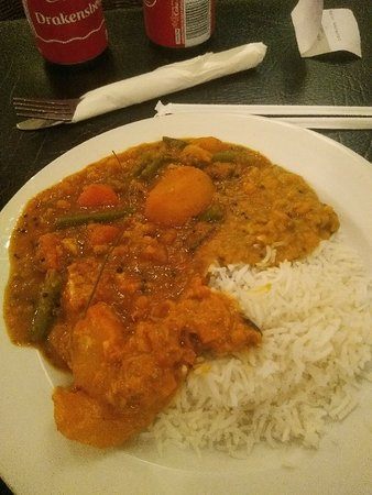 Rondebosch, Güney Afrika: Best Curry in Town
