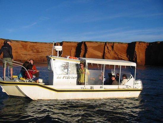 Iles de la Madeleine, Kanada: Le bateau le Pluvier.