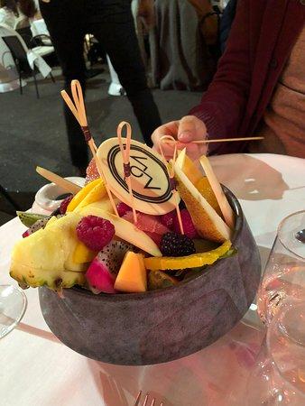 La Mome: Früchteschale