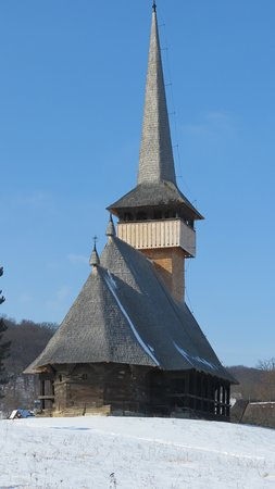 National Ethnographic Park: Wooden Orhodox Church