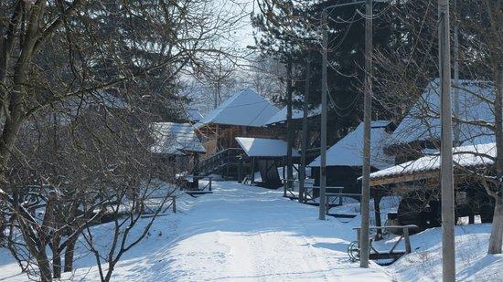 National Ethnographic Park: 19 Century Village
