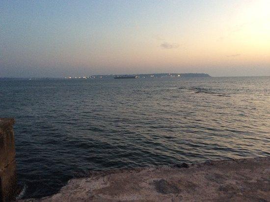 Dona Paula Beach and Viewpoint Photo