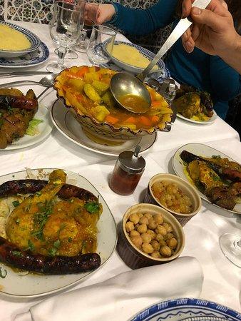 Bon couscous