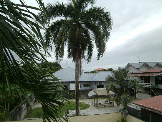 Guesthouse Amice: Uitzicht vanuit kamer 10