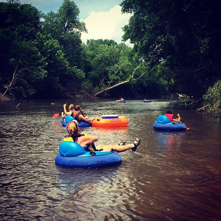 Sanford, NC: River tubing at its finest!