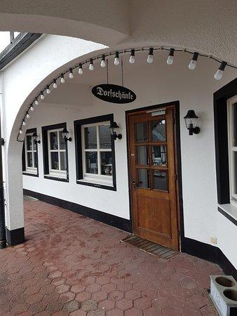 Neuastenberg, Duitsland: Dorfschanke