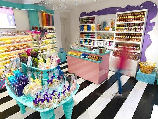 SugarSin Candy Store