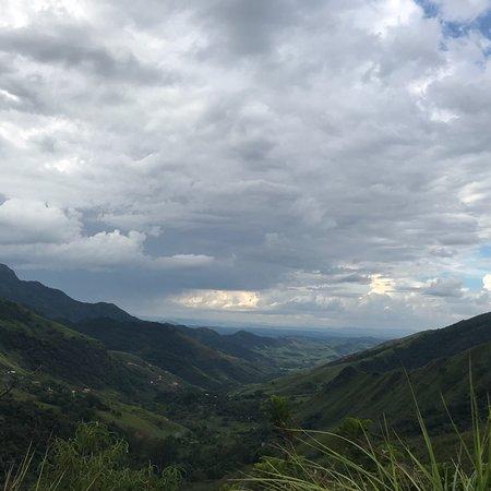 Serra da Bocaina National Park, SP: Estalagem da Bocaina - restaurante fogão à lenha